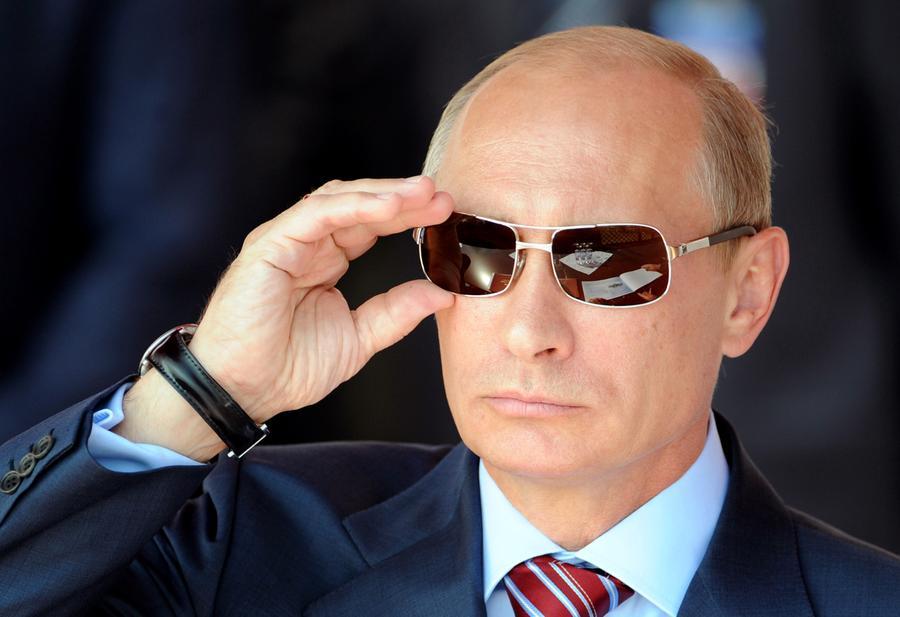 Chính trị gia Nga - Putin