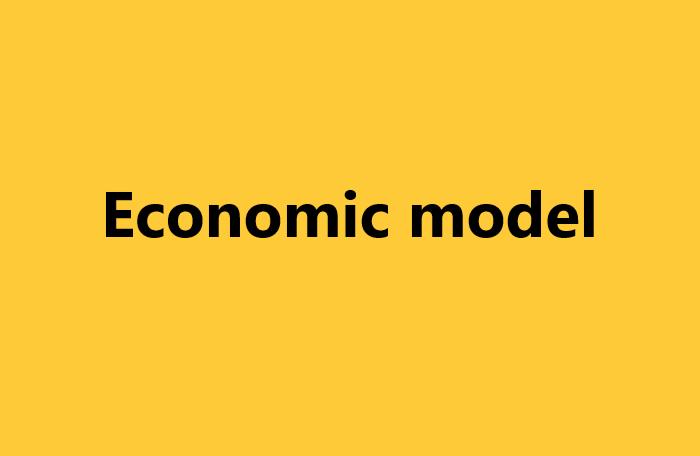 Kết quả hình ảnh cho mô hình kinh tế là gì
