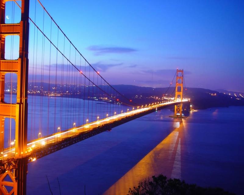 Thuận Phước - Cây cầu treo dây võng dài nhất Việt Nam