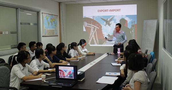 Trung tâm đào tạo xuất nhập khẩu Kiến Tập