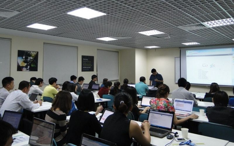 trung tâm đào tạo digital marketing